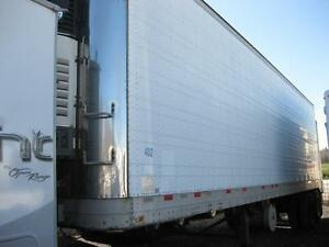 36 foot reefer trailer