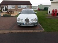 Jaguar S Type v6 Automatic For Sale Spares or Repairs