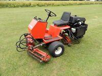 Jacobson 3 Gang lawn Mower Diesel Low hours Good Cond