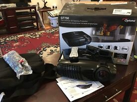 Optoma GT750XL 3dHD Gaming Projector
