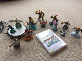 Skylanders swap force for Wii