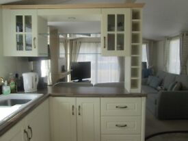 6 berth static caravan for sale at Silver Sands Holiday Park, Covesea West Beach, Lossiemouth