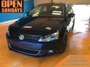 2014 Volkswagen Jetta TDI HIGHLINE! LEATHER / SUNROOF!