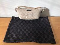 Genuine Rectangular Gucci bag