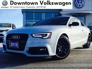 2016 Audi A5 Tecknik