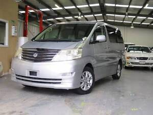 2005 Toyota Alphard 3L 7 seater Bayswater Knox Area Preview