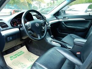 2008 Acura TSX TECH PKG   NAVIGATION   LEATHER.ROOF Kitchener / Waterloo Kitchener Area image 10