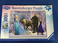 Frozen Puzzle 108 pieces, suitable for 6 years and up. Complete