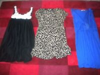 Maternity dresses - size 12