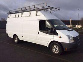 12 Ford Transit 350 XLWB Jumbo Van