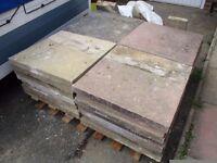 Concrete Garden Paving Slabs 600x600