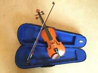 Child's Stentor Violin - 1/2 size