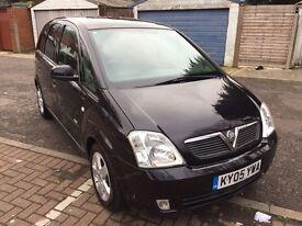 2005 Vauxhall Meriva 1.7 CDTi 16v Design 5dr MOT History Low Mileage @07445775115@ 7725982426@