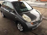 Nissan Micra 1.2 , 3 door , keyless start, **** 10 months ****