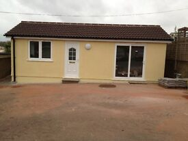 Bungalow to let, built 3 years ago.