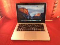 "Apple MacBook Pro A1278 13.3"" Laptop - MC700 2010, 6GB RAM, 750GB HD +WARRANTY, NO OFFERS L61"