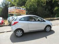 Ford ka style new shape £30 pound tax a year drives very nice comes with 12 months m-o-t .......