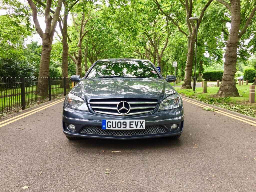2009 Mercedes Benz Clc 1 8 Automatic Leather Seats 1 Year Mot