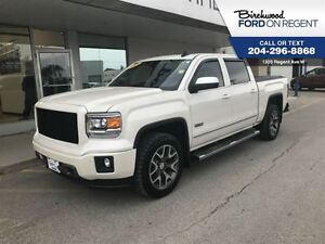 2015 GMC Sierra 1500 SLT Crew 4x4 *All Terrain/Leather/Sunroof*