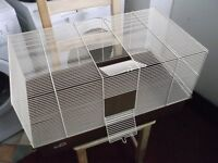 MOUSE CAGE + ACCESSORIES FOR SALE - £10 no offers