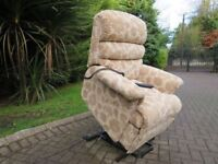Sherborne Rise & Recline Mobility Chair