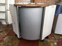 Kitchen Cabinet - Used Corner Storage Unit
