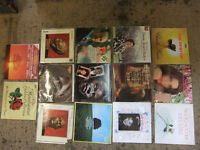 Beautifully Kept Collection of Old / Vintage Vinyl Long Playing Records - Various Genres
