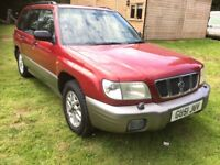 Subaru Forester spares and repairs