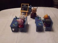 Peppa Pig's School Set