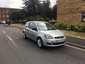 2005 Ford Fiesta 1.2, Silver, New MOT, 80K, Cheap car, Low insurance - £850