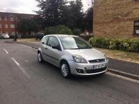 2005 Ford Fiesta 1.2, Silver, New MOT, 80K, Cheap car, Low insurance - £850