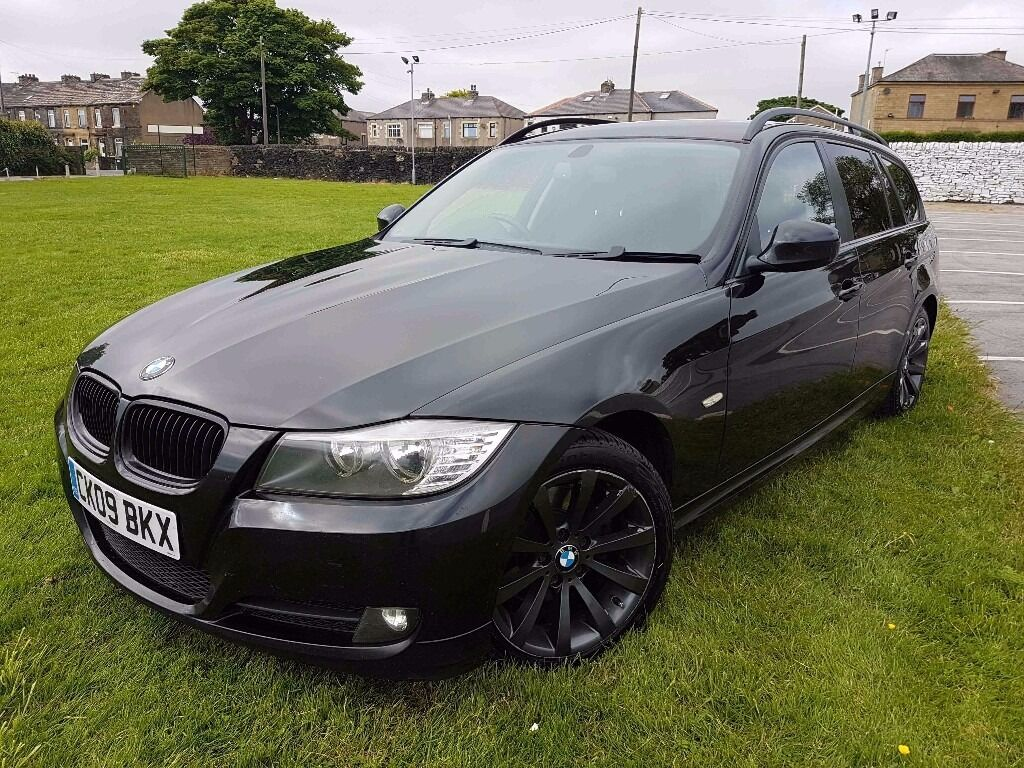 RESERVED* 2009 BMW 3 SERIES 2.0 320d Touring 5dr☆LCI FACELIFT ...