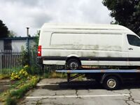 02 iveco breakdown recovery tilt and slide 3ton hiab 22 ft body led beacon new tyres must see