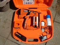 paslode im65 2nd fix nail gun complete kit