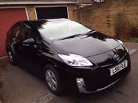 Toyota Prius Hybrid-PCO HIRE AVALIBLE,NO CONGESTION charges & ROAD TAX- FULL SERVICE HIS- 1 OWNER