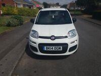 2014 Fiat Panda Pop 1.2-5dr (27000 miles)