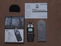 Zoom H5 Handy Four-Track Portable Recorder
