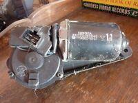 MR2 wiper motor