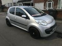 Citroen c1 65,000 Miles 12 months mot new tyres reverse camera fitted electric windows CD player