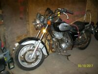 pioneer xf125-4b / boatian scout 49 / puls lightspeed 50cc sold as spares or repair