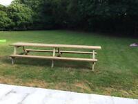 BARGAIN!!!! Pub Garden Table