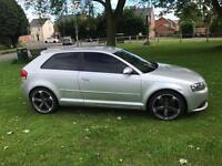 Audi a3 sline not s3 rs3 a4 golf leon