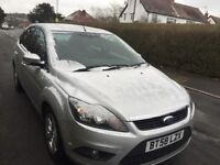 Ford Focus 1.6 tdci. Zetec climate. 30 year road tax