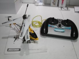 3 .5 channel Micro M3 Helicopter