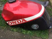 Honda vf1000 petrol tank and right side panel