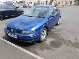 For sale Seat Leon 107 000mil