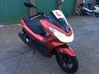 Honda PCX 125 2014 in good condition for sale £1800 no offers .