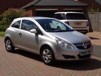 Vauxhall Corsa 1.2 i 16v Active 3dr !!! GREAT BARGAIN !!! 1 OWNER