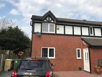 Fully furnished modern semi-detached house to rent in a quiet cul-de-sac in Farnworth.