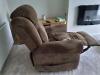 Careco Riser Recliner with heat and massage